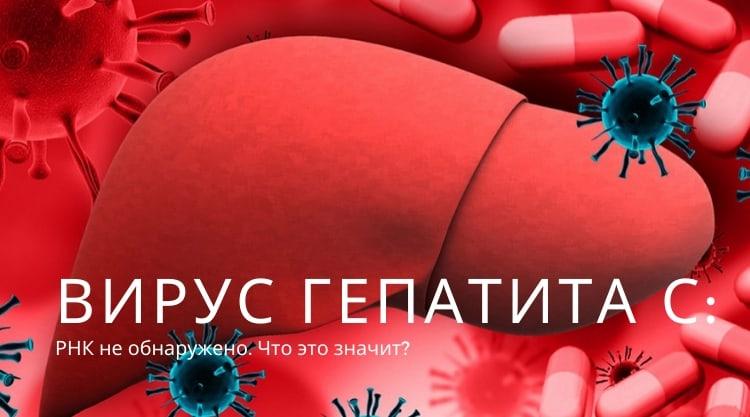 Гепатит с нормальные значения не обнаружено что это значит thumbnail