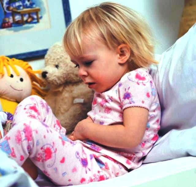 Симптомы ВГС у ребенка