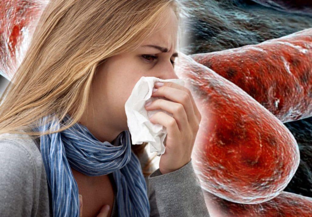 Возможные пути заражения туберкулезом